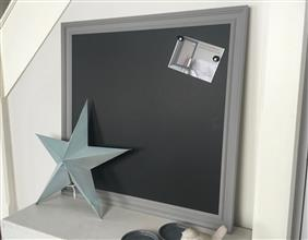 'Mole's Breath' Extra Large Magnetic Blackboard w. Traditional Frame